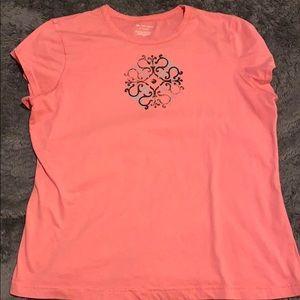 Pink tee shirt